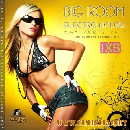 Big Room Electro House [2017 / MP3 / 320 kb]