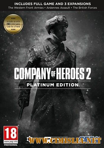 Company of Heroes 2: Master Collection [RePack] [2014 / ENG / RUS]