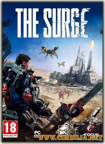 The Surge [Repack] [2017 / ENG / RUS]