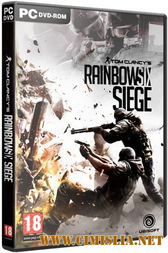 Tom Clancy's Rainbow Six: Siege - Year 2 Gold Edition [RePack] [2015 / ENG / RUS]