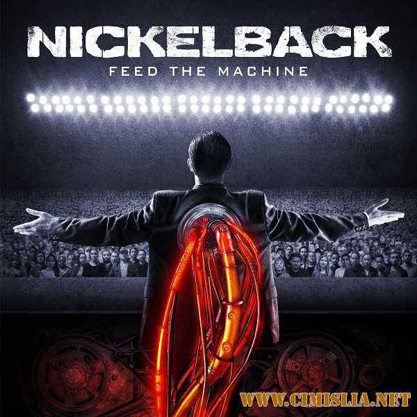Nickelback - Feed the Machine [2017 / MP3 / 320 kb]