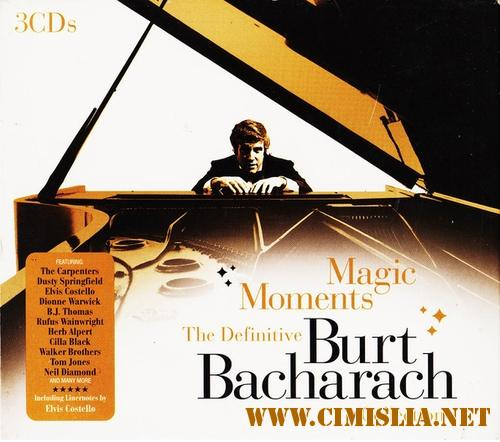 VA - Magic Moments - The Definitive Burt Bacharach Collection [2008 / MP3 / 320 kb]