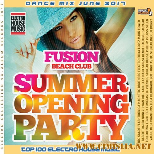 Fusion Beach Club: Summer Opening Party [2017 / MP3 / 320 kb]