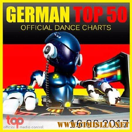 German Top 50 Official Dance Charts [2017 / MP3 / 320 kb]