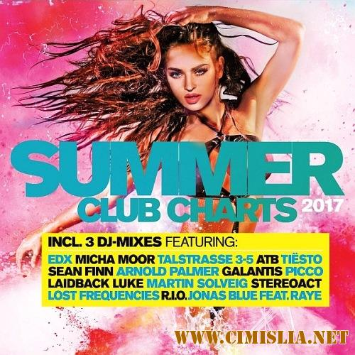 Summer Club Charts [2017 / MP3 / 320 kb]