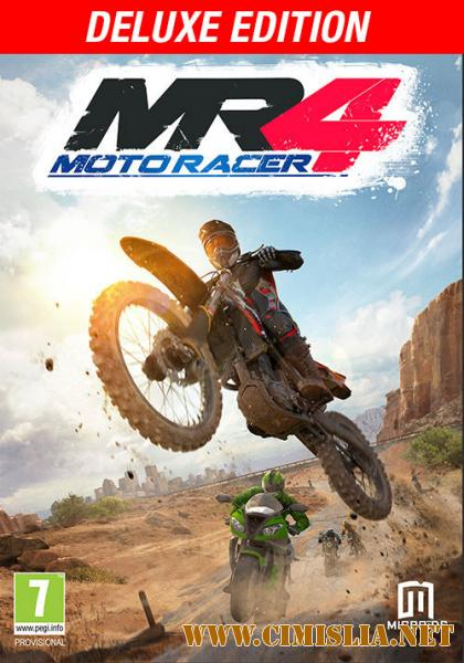 Moto Racer 4: Deluxe Edition [RePack] [2016 / MULTi / ENG / RUS]