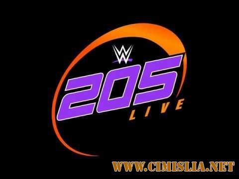 WWE 205 Live [Эфир от 27.06.2017] [2017 / WEBRip]