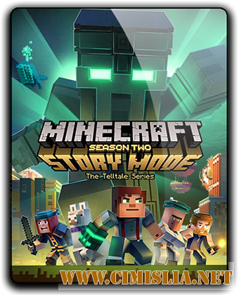 Minecraft: Story Mode - Season Two. Episode 1 [2017 / RUS / ENG / MULTi7]