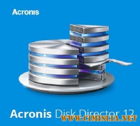 Acronis Disk Director 12 Build 12.0.3297 BootCD [RUS / ENG]