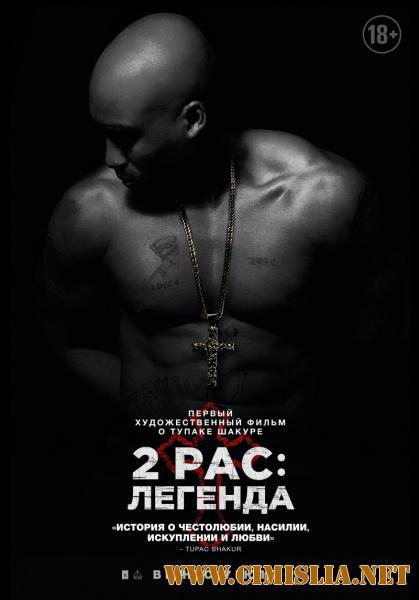 2pac: Легенда / All Eyez on Me [2017 / CAMRip]