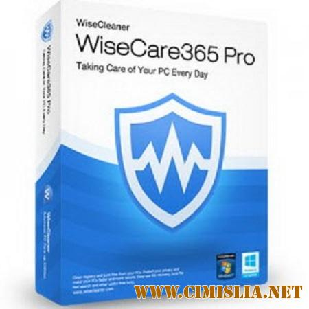 Wise Care 365 Pro 4.68.452 [RePack & Portable] [RUS / ENG / MULTi]