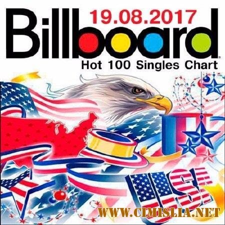 Сборник - Billboard Hot 100 Singles Chart 19.08.2017 [2017 / MP3]