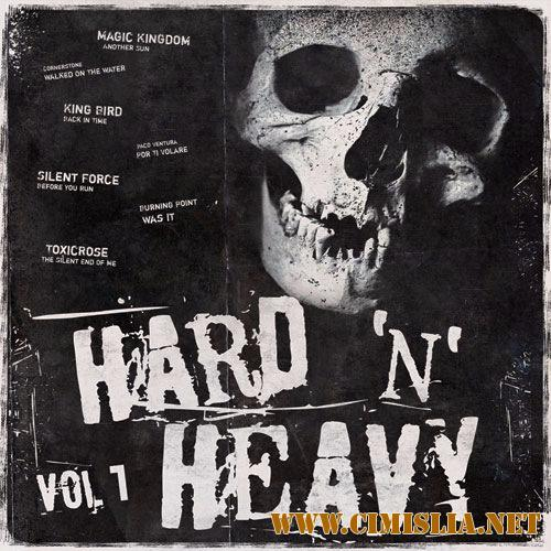 Сборник - Hard'n'Heavy [2017 / MP3]