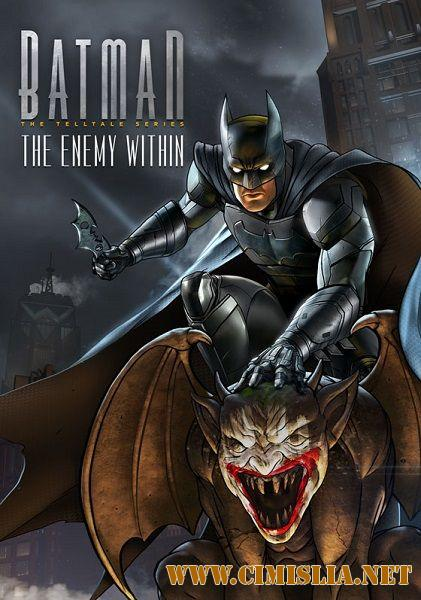 Batman: The Enemy Within - Episode 1-4 [RePack] [2017 / MULTi / ENG / RUS]