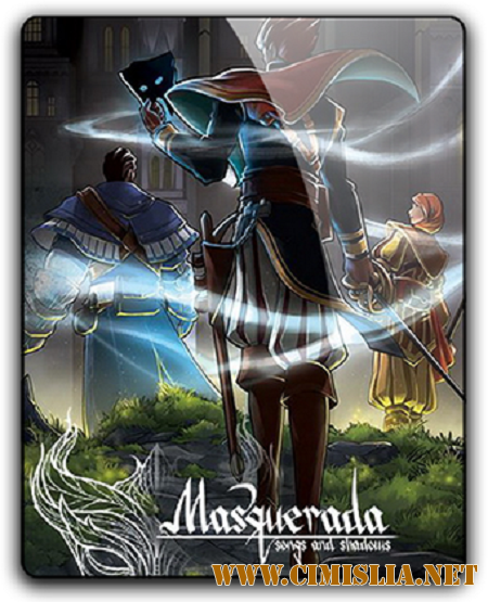 Masquerada: Songs and Shadows [v 1.20] [RePack] [2016 / PC / RUS / ENG / MULTi]