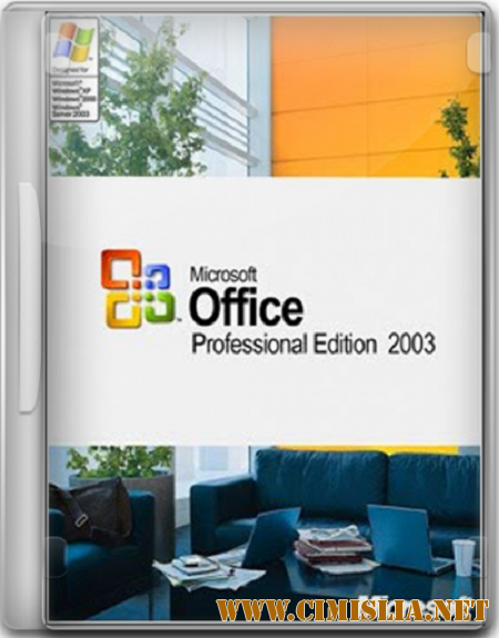 Microsoft Office Professional 2003 SP3 [RePack] [2017.08] [Rus]