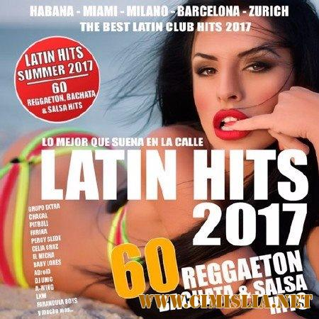 Latin Hits Summer 2017 - 60 Latin Hits! [2017 / MP3 / 320 kb]
