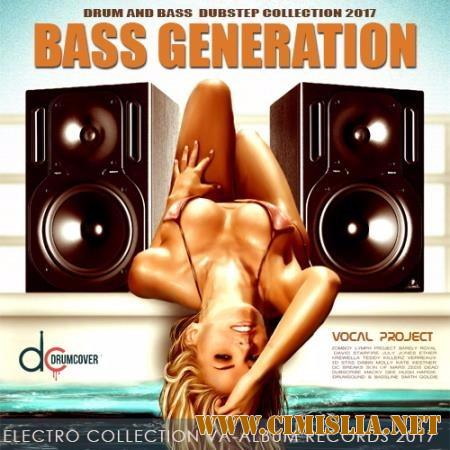 Bass Generation [2017 / MP3 / 320 kb]