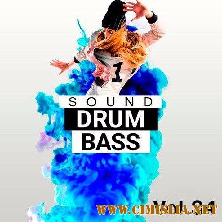 Drum Bass Sound Vol.34 [2017 / MP3 / 320 kb]