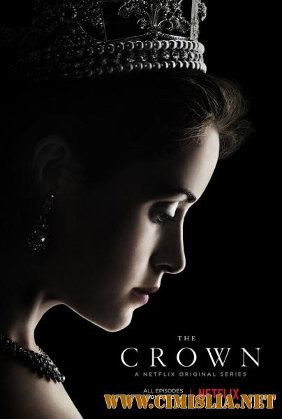 Корона / The Crown [S01] [2016 / WEBRip]
