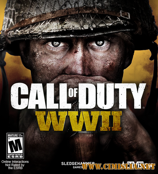 Call of Duty: WWII - Digital Deluxe Editio [RePack] [2017 / RUS / ENG]