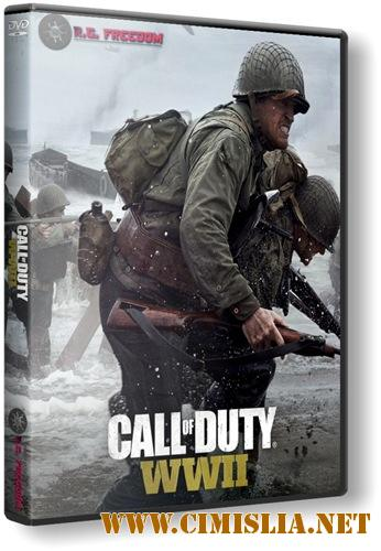 Call of Duty: WWII - Digital Deluxe Edition [Repack] [2017 / RUS]