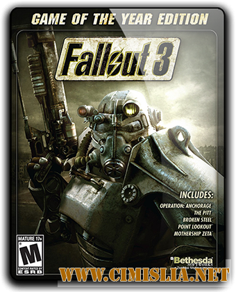 Fallout 3: Game of the Year Edition [RePack] [2009 / RUS]