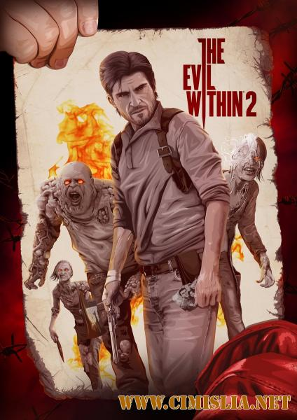 The Evil Within 2 [RePack] [2017 / ENG / RUS]