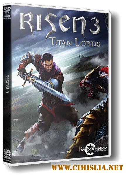 Risen 3 - Complete Edition [Repack] [2014 / ENG / RUS]