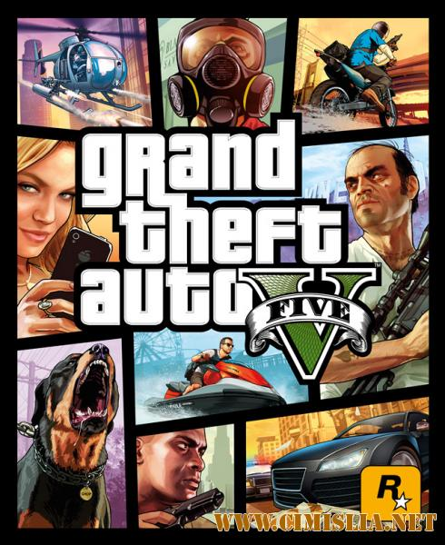 Grand Theft Auto V - Redux [RePack] [2016|Rus|Eng]