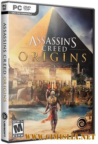 Assassin's Creed: Origins [RePack] [2017 / ENG / RUS]