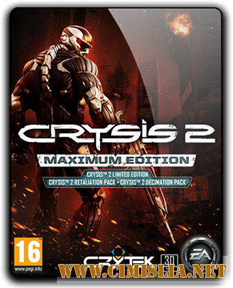Crysis 2 - Maximum Edition [v 1.9] [RePack] [2011 / RUS / ENG]