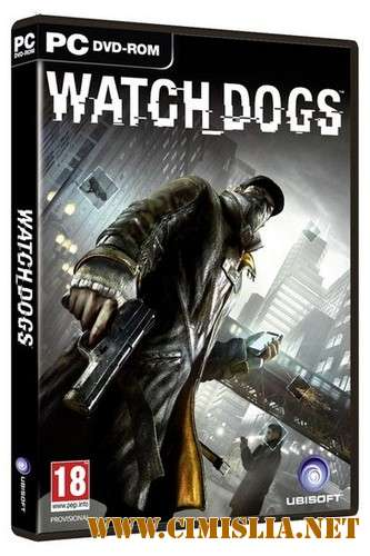 Watch Dogs - Digital Deluxe Edition [v 1.06.329 + 16 DLC] [RePack] [2014 / RUS / ENG]