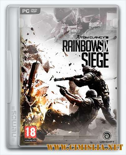 Tom Clancy's Rainbow Six: Siege - Gold Edition [v 11757238 + DLCs] [Uplay-Rip] [2015 / RUS / ENG]