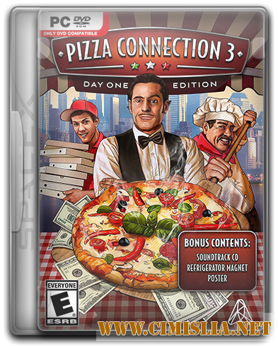 Pizza Connection 3 ]RePack] [2018 / RUS / ENG]