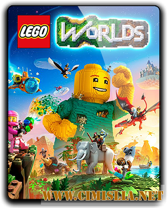 LEGO Worlds [v 20180203 + 4 DLC] [RePack] [2017 / RUS / ENG]