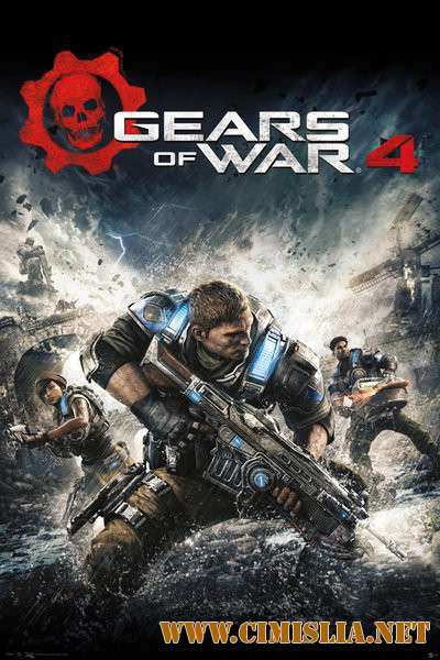 Gears of War 4 [Repack] [2016 / ENG / RUS]