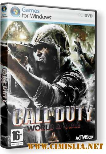 Call of Duty: World at War [RePack] [2008 / RUS]