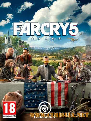 Far Cry 5: Gold Edition [Repack] [2018 / ENG / RUS]