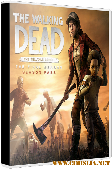 The Walking Dead: The Final Season - Episode 1 [Repack] [2018 / RUS / ENG]