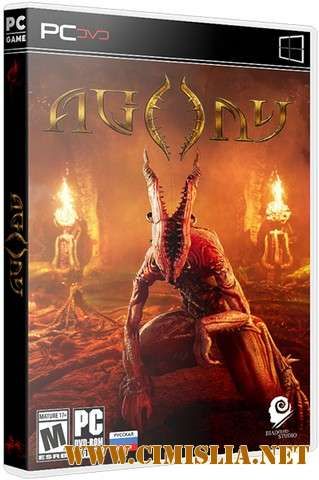Agony [Repack] [Update 4] [2018 / RUS / ENG / MULTI12]