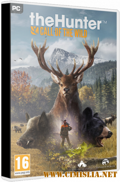TheHunter: Call of the Wild [Repack] [v 1.22 + DLCs] [2017 / RUS / ENG / MULTI8]