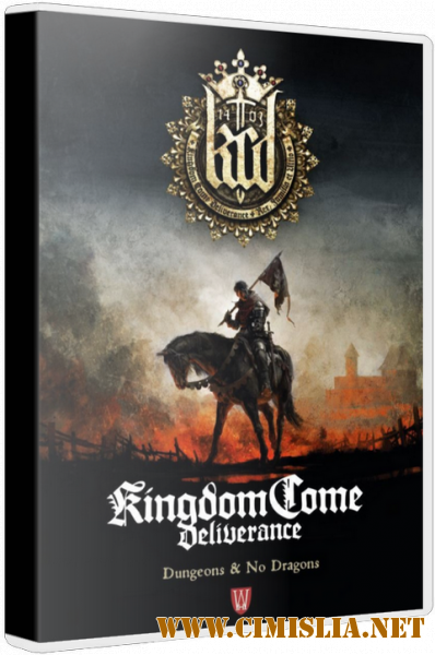 Kingdom Come: Deliverance [v 1.8.2 + DLCs] [Repack] [2018 / RUS / ENG / MULTI]