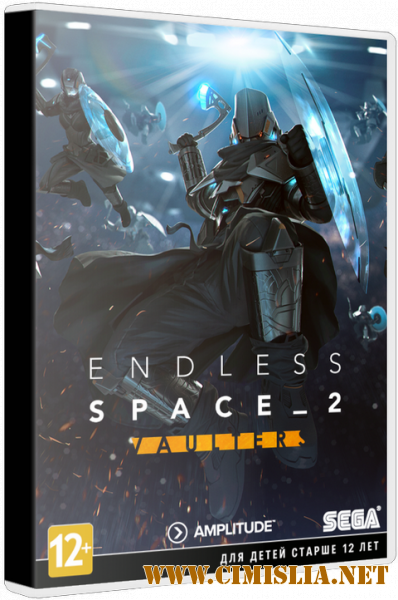 Endless Space 2: Digital Deluxe Edition [Repack] [v 1.3.9.S5 + DLCs] [2017 / RUS / ENG / MULTI10]