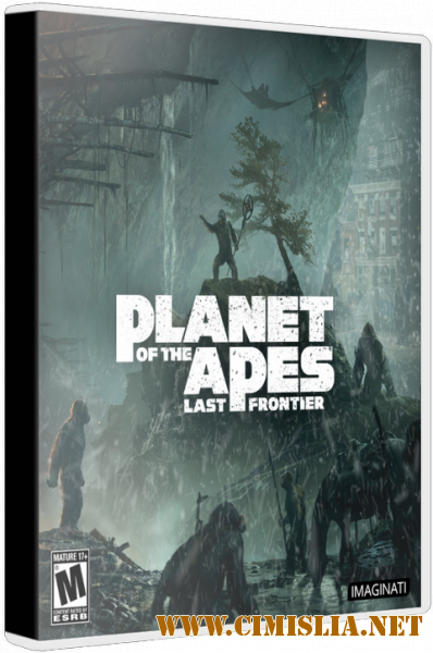 Planet of the Apes: Last Frontier [Repack] [2018 / RUS / ENG / MULTI9]