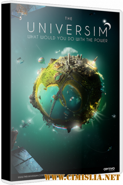 The Universim [v.0.0.38.27611] [L] [2018 / RUS / ENG / MULTI]