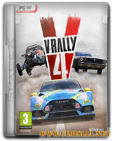 V-Rally 4: Ultimate Edition [RePack] [2018 / ENG / RUS]