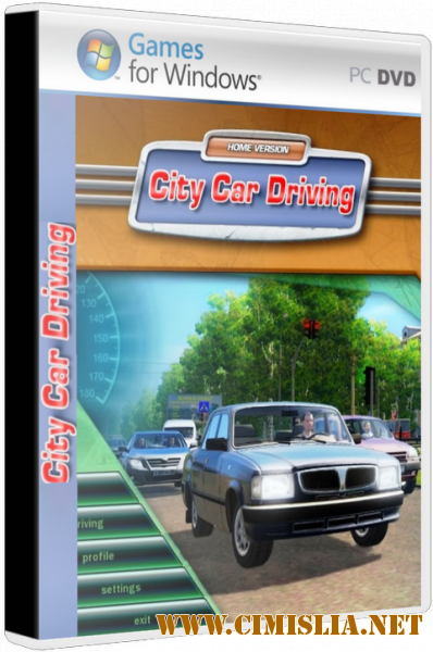 City Car Driving [v 1.5.7] [Repack] [2016 / RUS]
