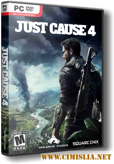 Just Cause 4: Day One Edition [RePack] [2018 / ENG / RUS]