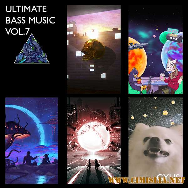 Ultimate bass music Vol.7 [2018 / MP3 / 320 kb]